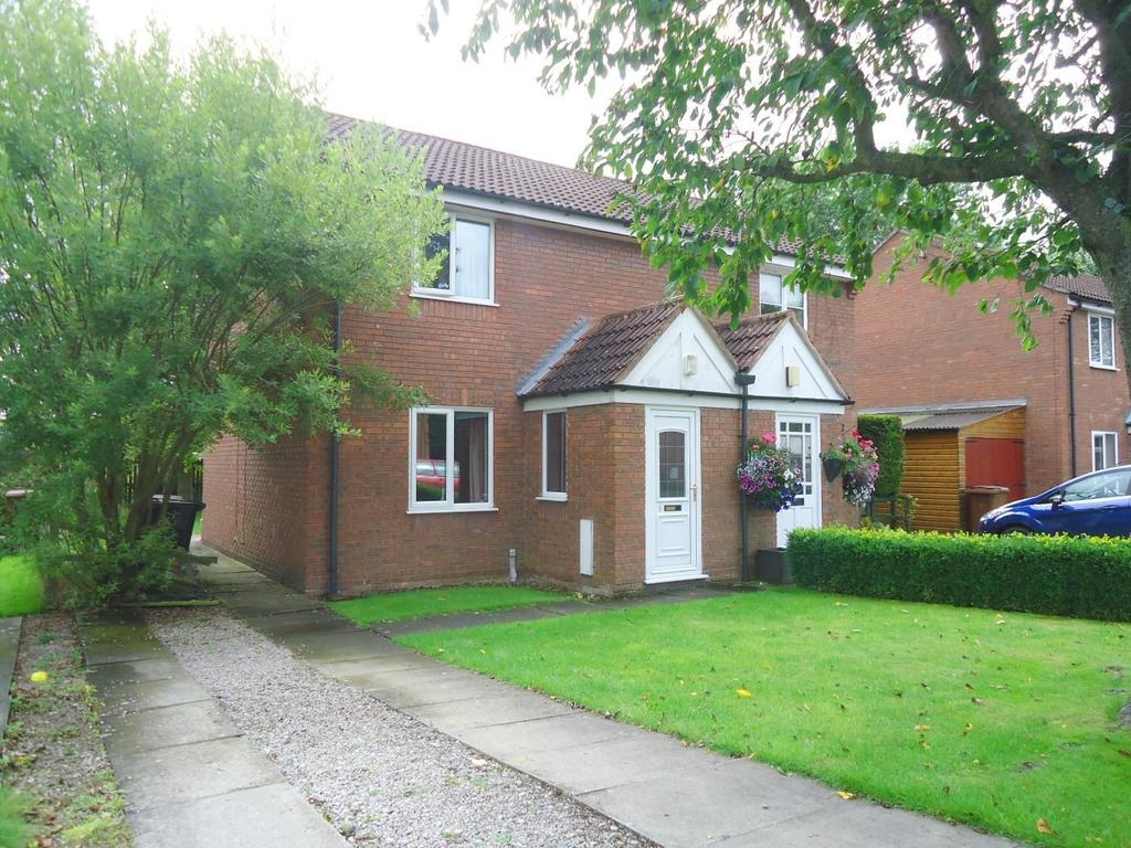 2 Bedrooms Town House for sale in Storey Close, Helmsley, York