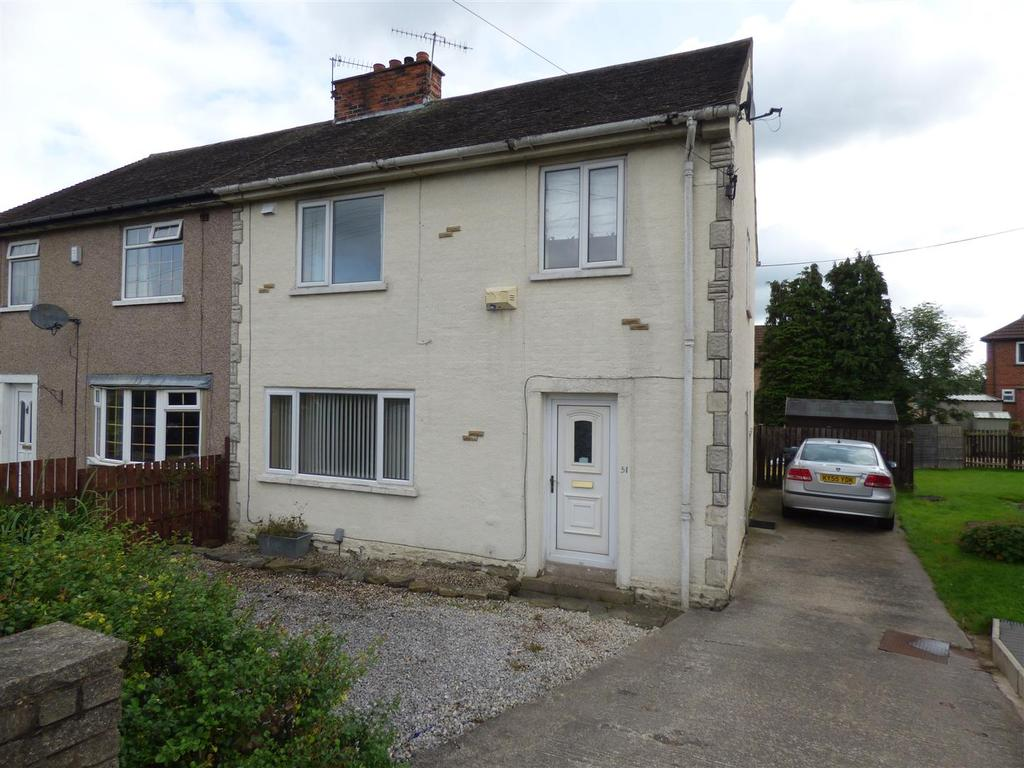 3 Bedrooms Semi Detached House for sale in Rillington Mead, Greengates, Bradford, BD10 0EA