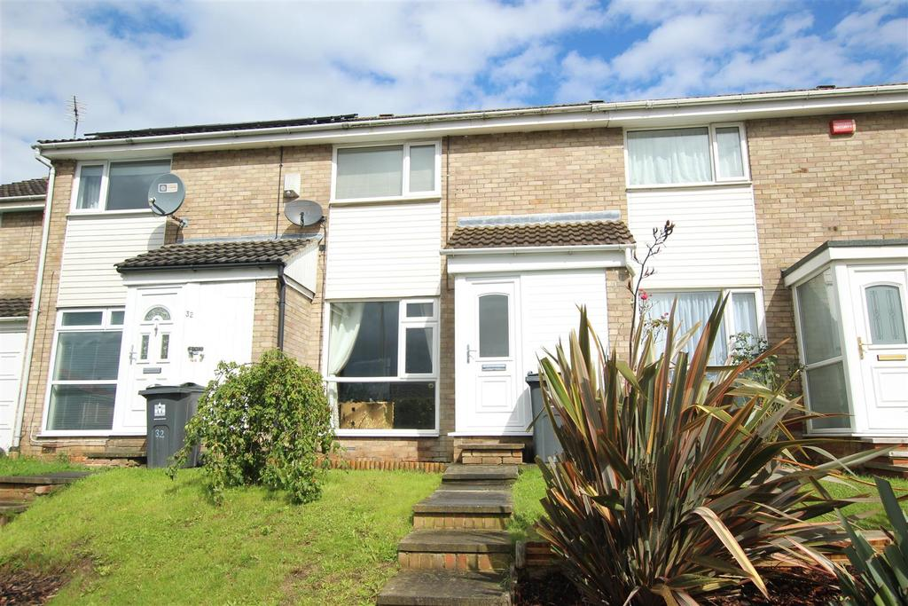 2 Bedrooms Terraced House for sale in Littlebeck Drive, Darlington