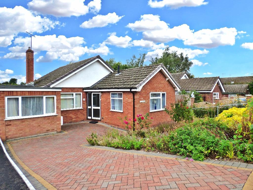 2 Bedrooms Detached Bungalow for sale in Brookside, Off Lichfield Avenue, Hereford