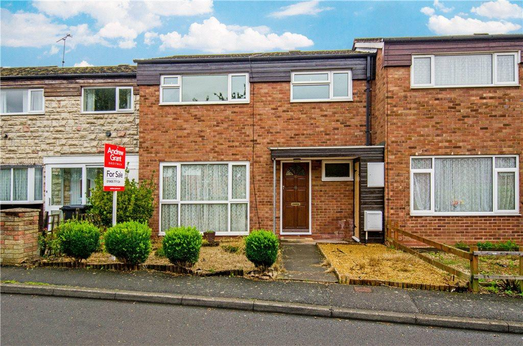 3 Bedrooms Terraced House for sale in Woodfields, Droitwich, Worcestershire, WR9