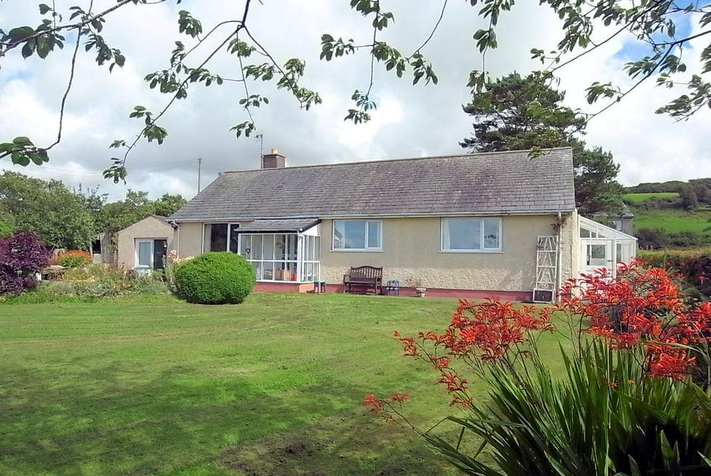 3 Bedrooms Detached Bungalow for sale in Waberthwaite, Millom LA19
