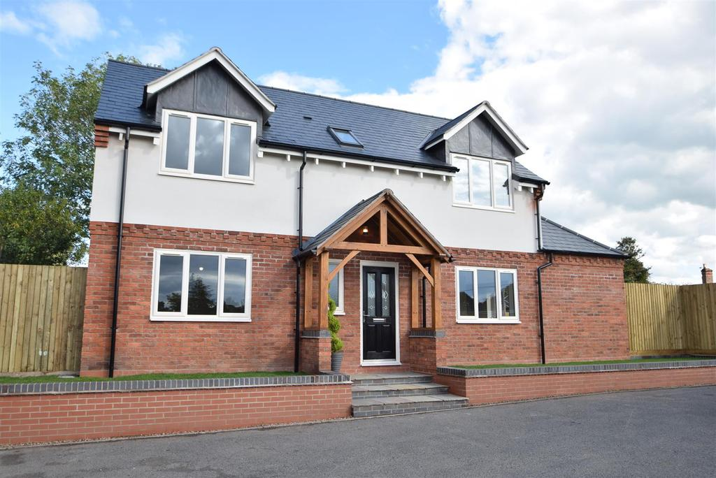 3 Bedrooms Detached House for sale in The Meadows, Hampton View, Welshampton, Ellesmere SY12 0PH