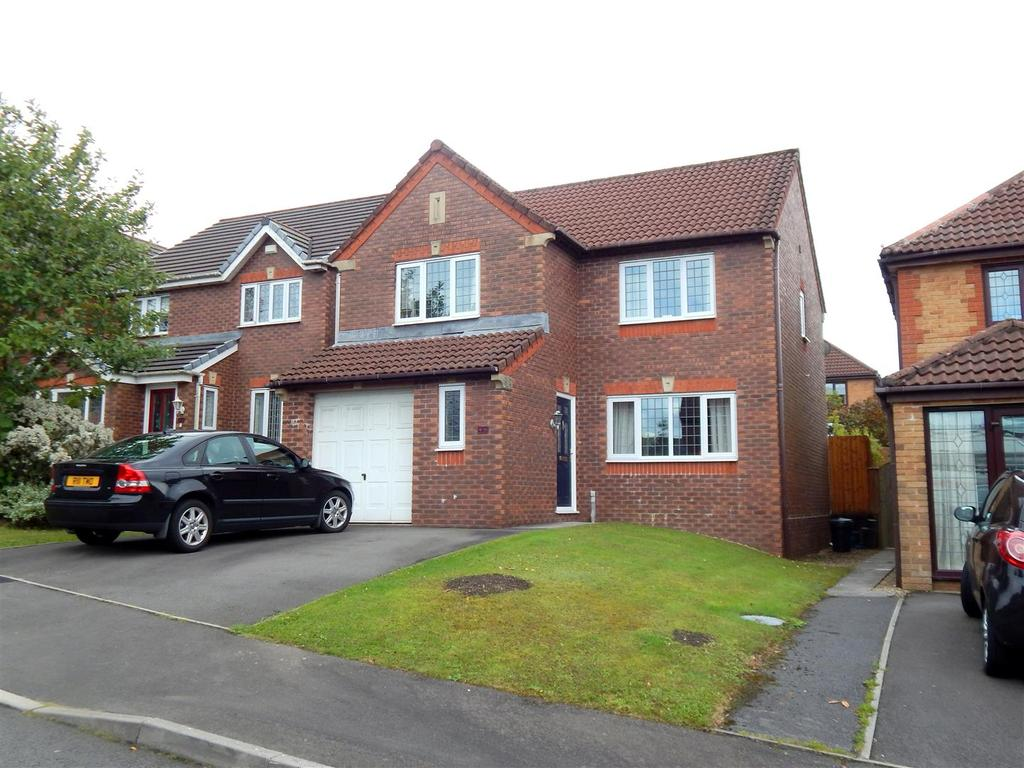 4 Bedrooms Detached House for sale in Heol Brithdir, Birchgrove, Swansea