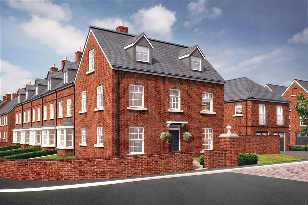 4 Bedrooms Detached House for sale in No 28 Otters Holt, Mill Street, Ottery St.Mary, Devon, EX11