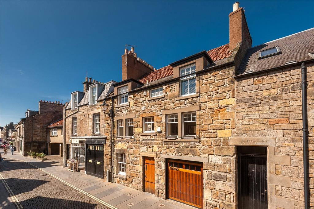 6 Bedrooms Terraced House for sale in 29 Market Street, St. Andrews, Fife, KY16