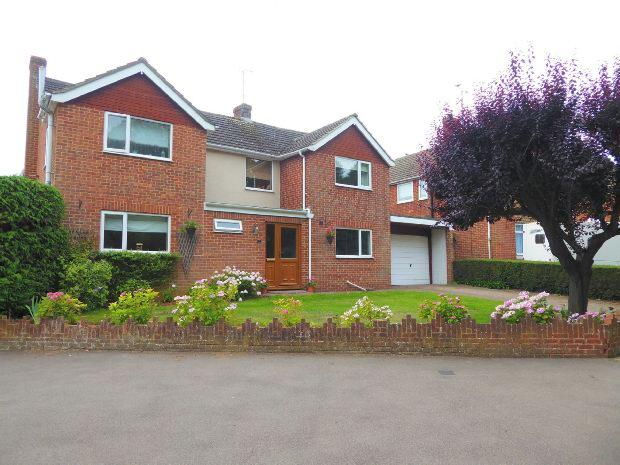4 Bedrooms Detached House for sale in Laburnum Grove, Banbury