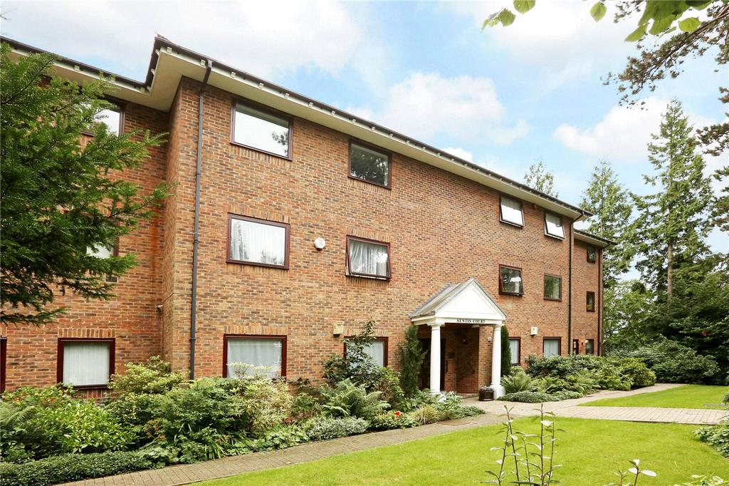 1 Bedroom Flat for sale in Sentis Court, 8 Carew Road, Northwood, Middlesex, HA6