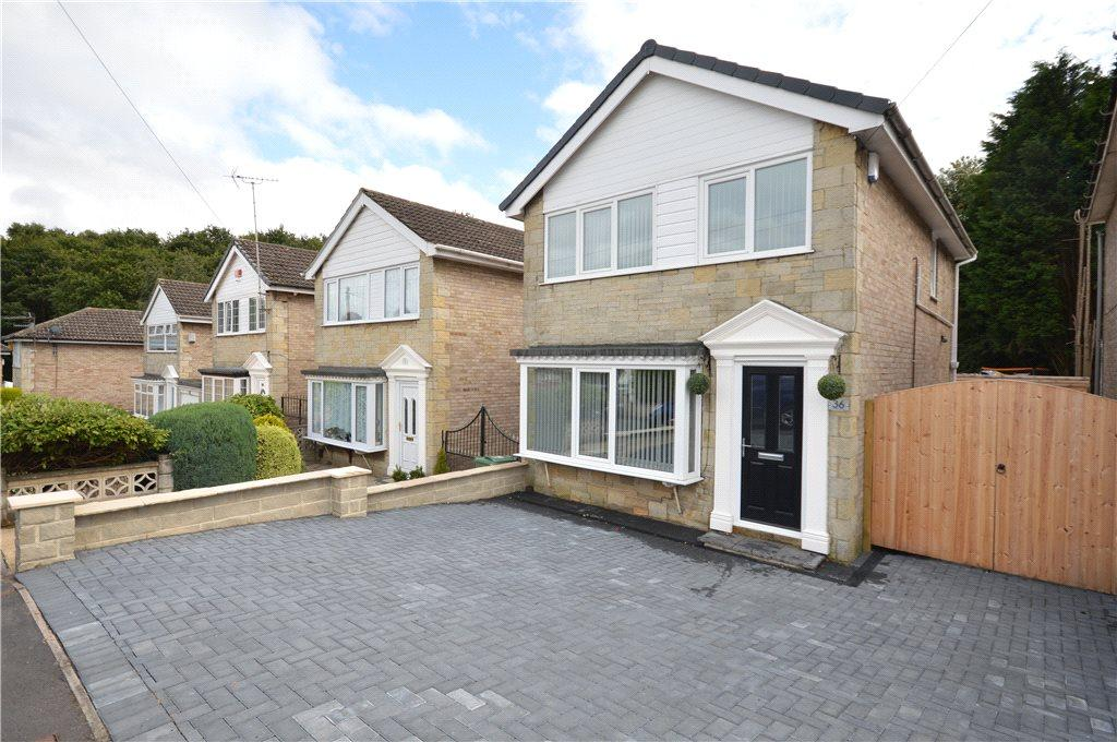 3 Bedrooms Detached House for sale in Southleigh Grange, Leeds, West Yorkshire