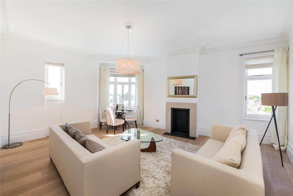 2 Bedrooms Flat for sale in Langham Mansions, Earl's Court Square, London, SW5