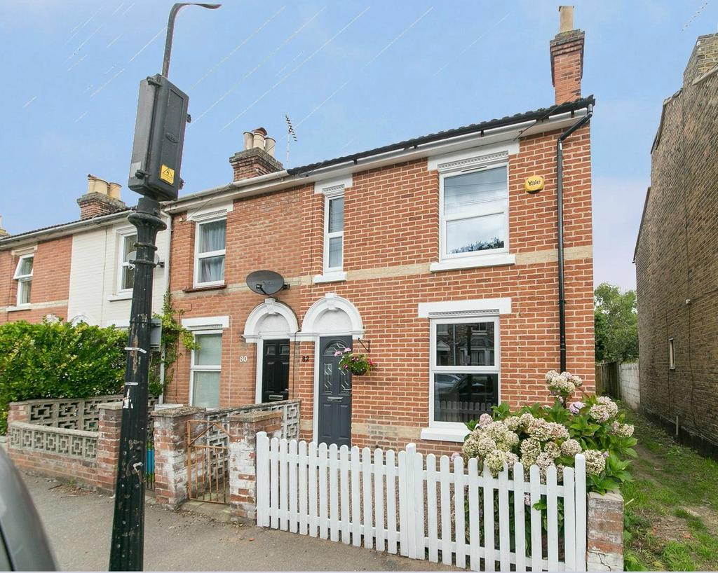 3 Bedrooms End Of Terrace House for sale in Harsnett Road, Colchester, Essex, CO1
