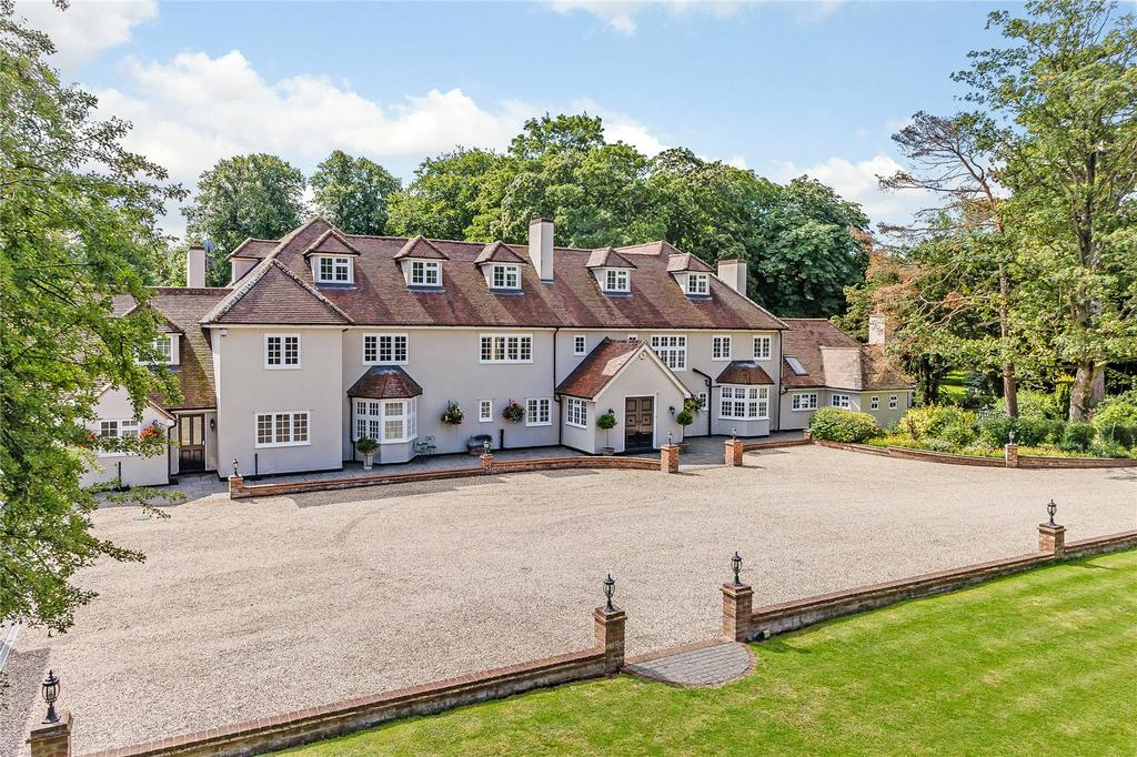 7 Bedrooms Detached House for sale in Lindsell, Dunmow, Essex, CM6