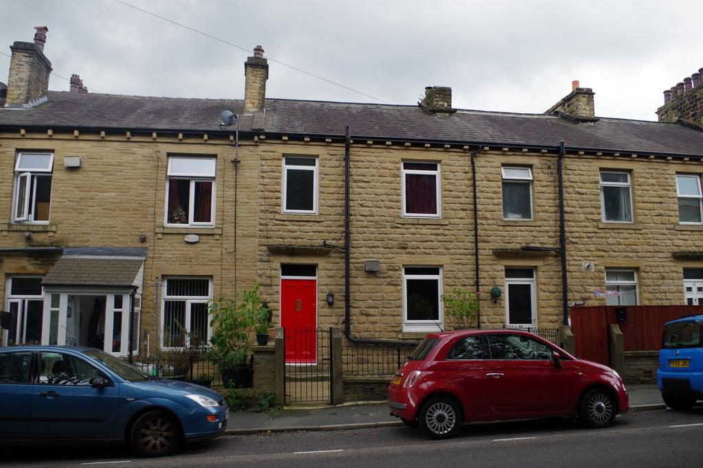 2 Bedrooms Terraced House for sale in Wakefield Road, Sowerby Bridge, Halifax HX6