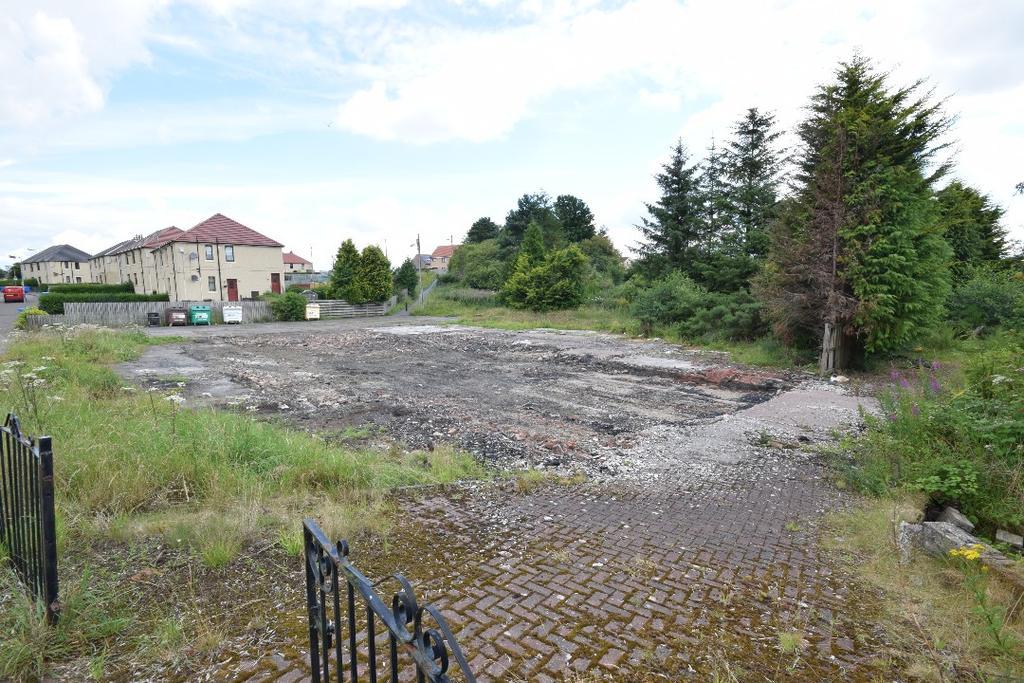 Plot Commercial for sale in Manuel Terrace, Whitecross, Linlithgow, West Lothian, EH49 6JG