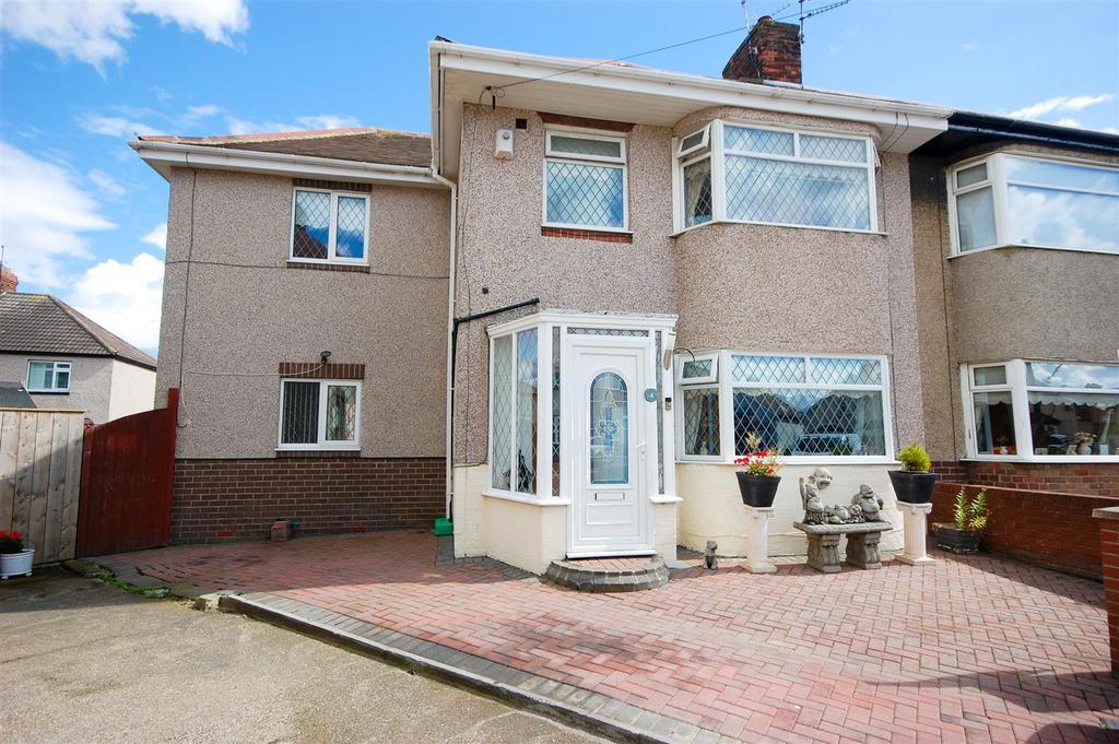 3 Bedrooms Semi Detached House for sale in Pauline Avenue, Sunderland
