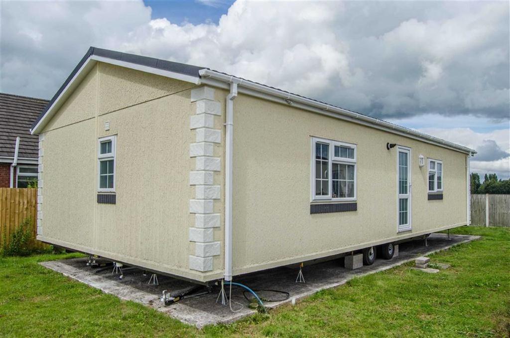 2 Bedrooms Detached Bungalow for sale in Willow Brook Park, Deeside, Flintshire, Deeside, Flintshire