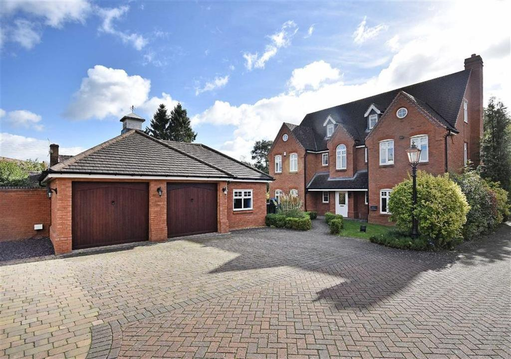 6 Bedrooms Detached House for sale in 1 The Moat House, The Moat House, Eardington, Bridgnorth, Shropshire, WV16