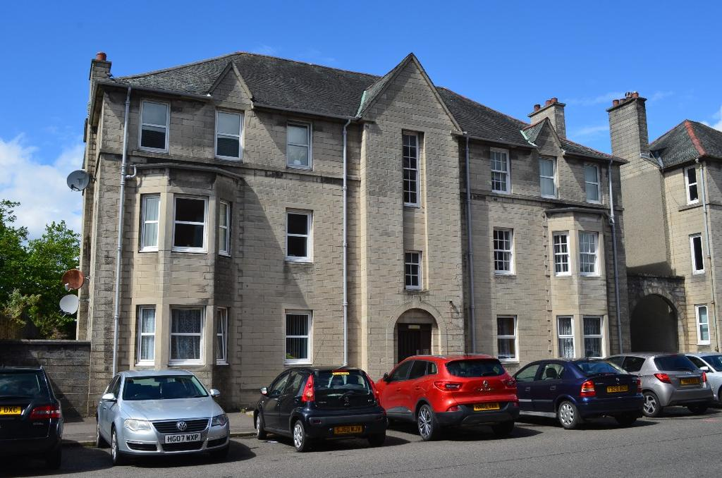 2 Bedrooms Flat for sale in James Street, Flat 1/2, Helensburgh, Argyll Bute, G84 8XF