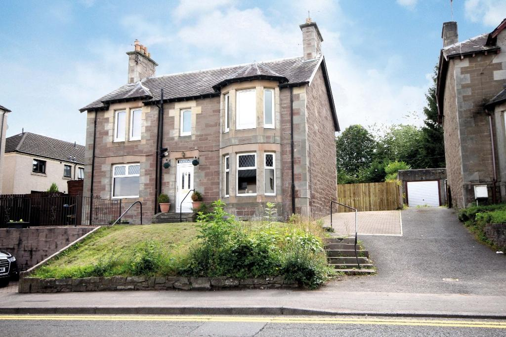 2 Bedrooms Villa House for sale in Crieff Road, Perth, Perthshire , PH1 2NT