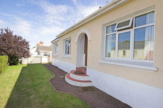 1 Bedroom Semi Detached Bungalow