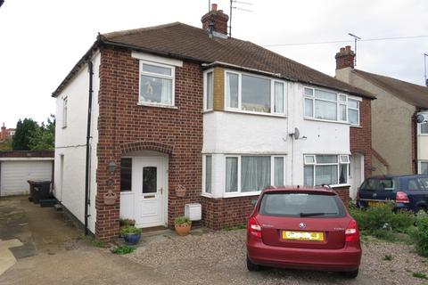 3 bedroom semi-detached house for sale - Windsor Crescent, Duston, Northampton, NN5