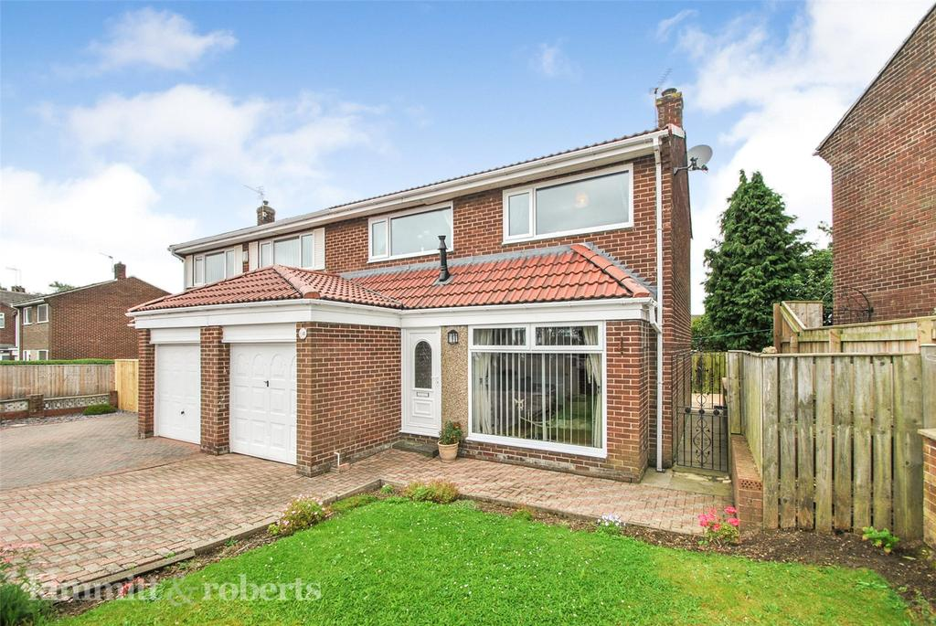 3 Bedrooms Semi Detached House for sale in Rowan Drive, Hetton le Hole, Tyne and Wear, DH5