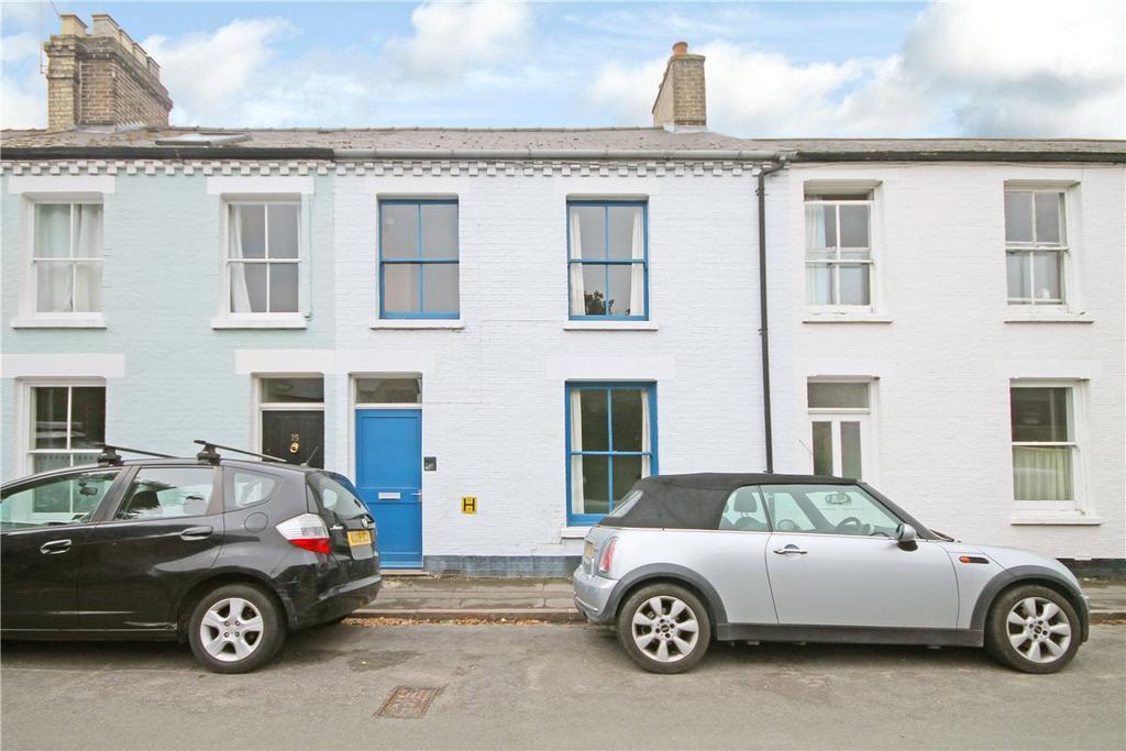 4 Bedrooms Terraced House for sale in Grantchester Street, Newnham, Cambridge, CB3