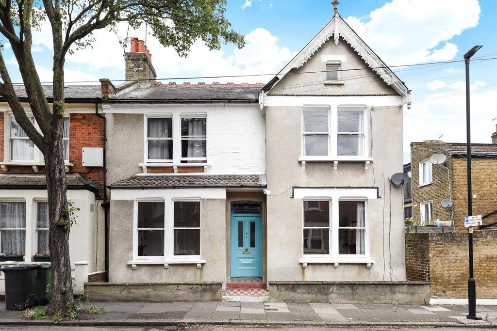 4 Bedrooms End Of Terrace House for sale in Grantham Road, Clapham