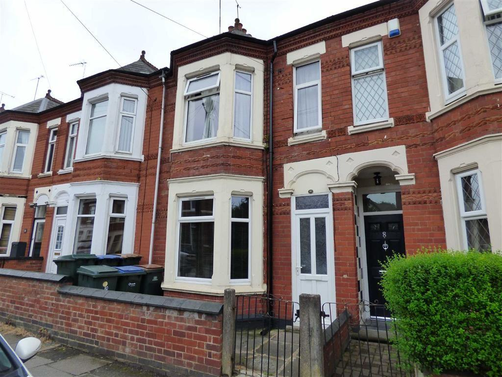 3 Bedrooms Terraced House for sale in Harefield Road, Coventry
