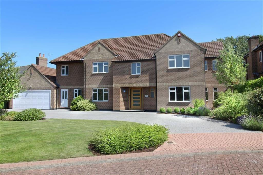 4 Bedrooms Detached House for sale in Church Road, Molescroft, Beverley, East Yorkshire