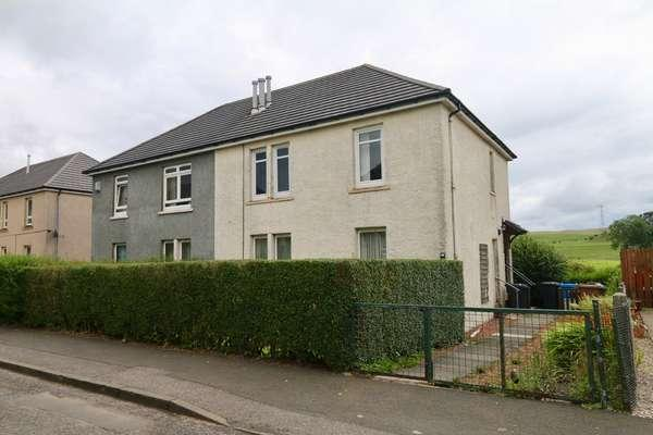 1 Bedroom Flat for sale in 40 Craig Road, Neilston, Glasgow, G78 3HU
