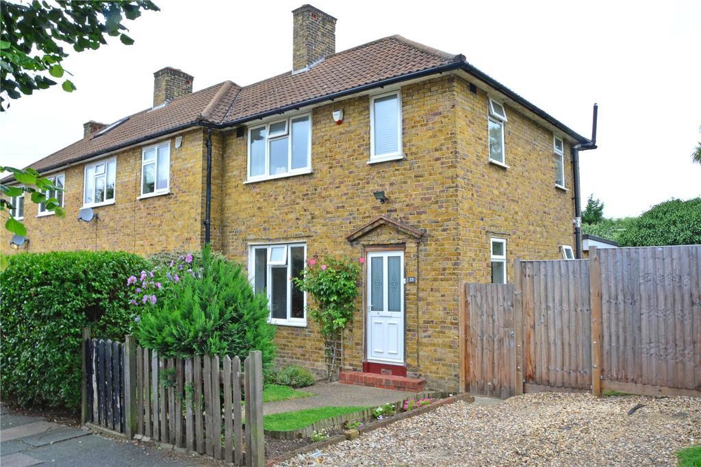 3 Bedrooms Semi Detached House for sale in Bournbrook Road, Blackheath, London, SE3