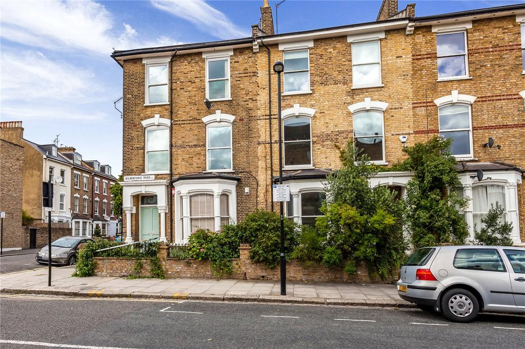 2 Bedrooms Flat for sale in Wilberforce Road, London, N4
