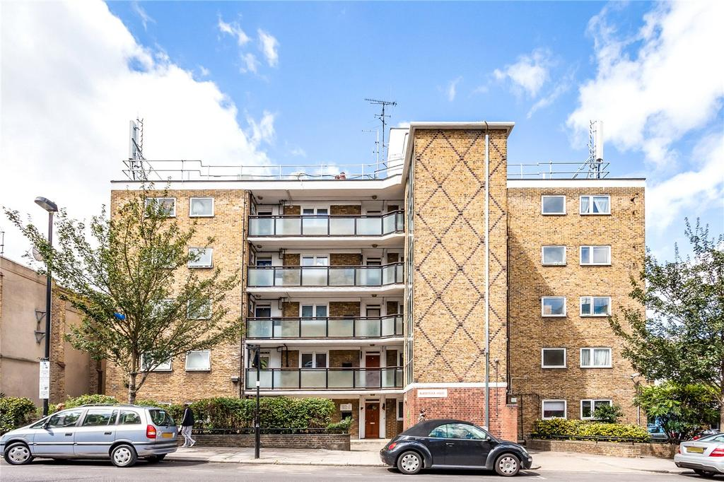 1 Bedroom Flat for sale in Blackstock House, Blackstock Road, London, N5