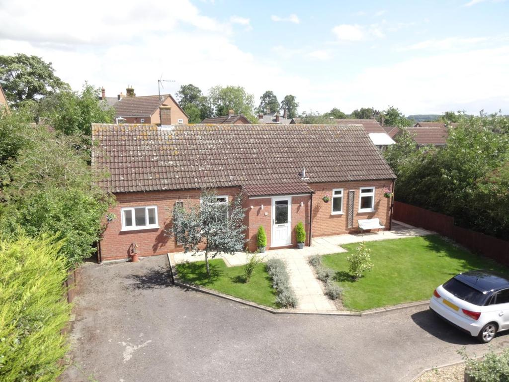 3 Bedrooms Detached Bungalow for sale in Walnut Paddock, Harby, Melton Mowbray