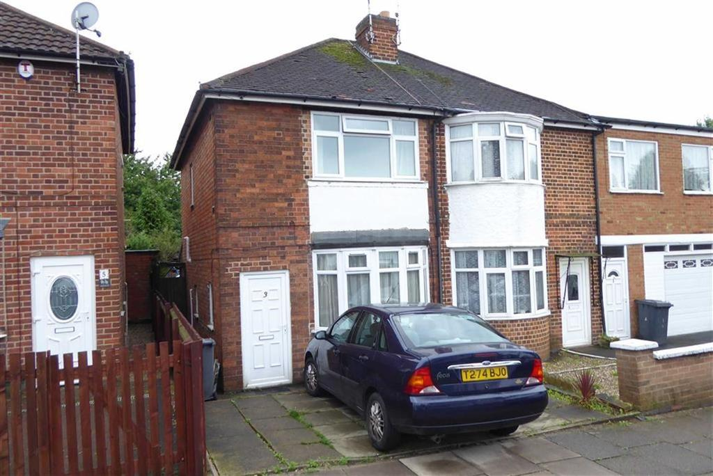 3 Bedrooms Semi Detached House for sale in Jean Drive, Leicester