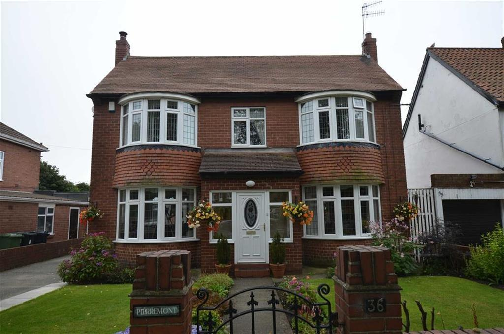 4 Bedrooms Detached House for sale in Heworth