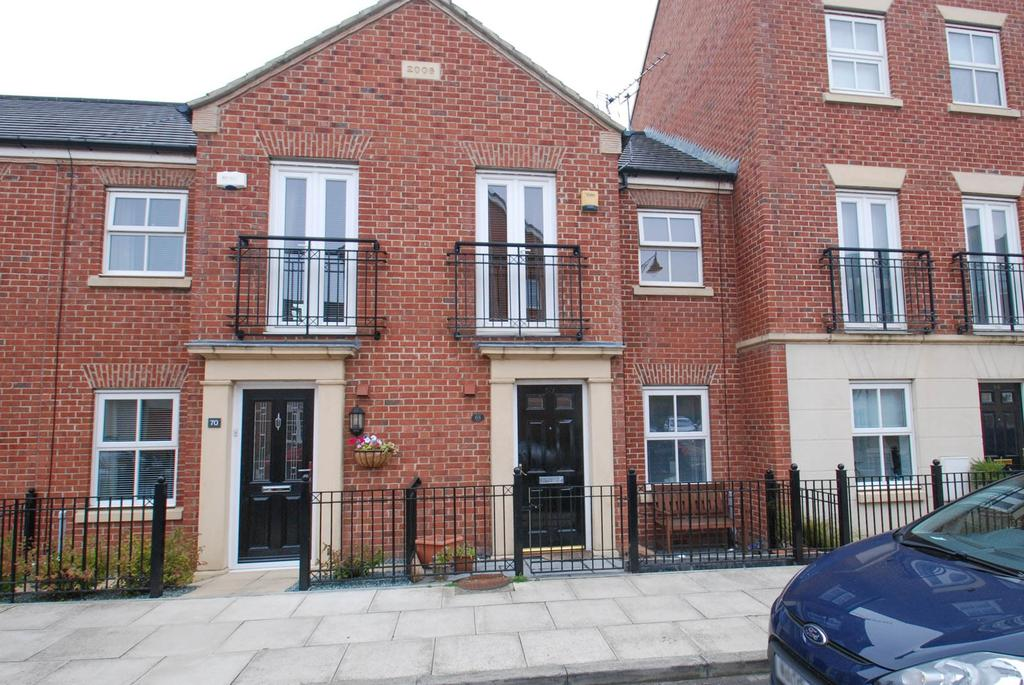 2 Bedrooms Terraced House for sale in Sea Winnings Way, South Shields