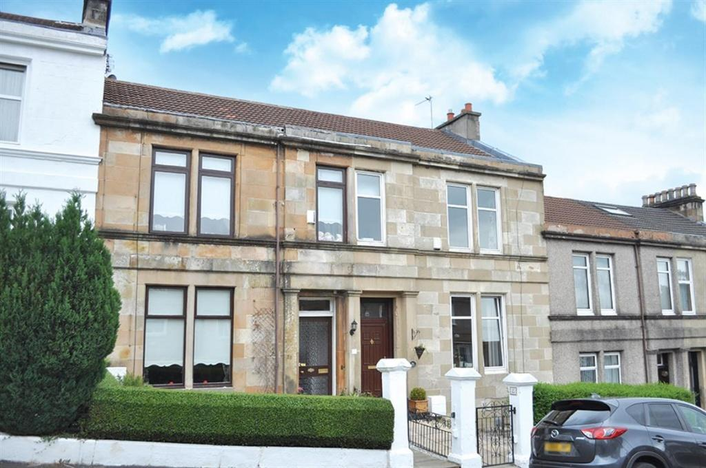 3 Bedrooms Terraced House for sale in 25 Bolivar Terrace, Mount Florida, G42 9AT