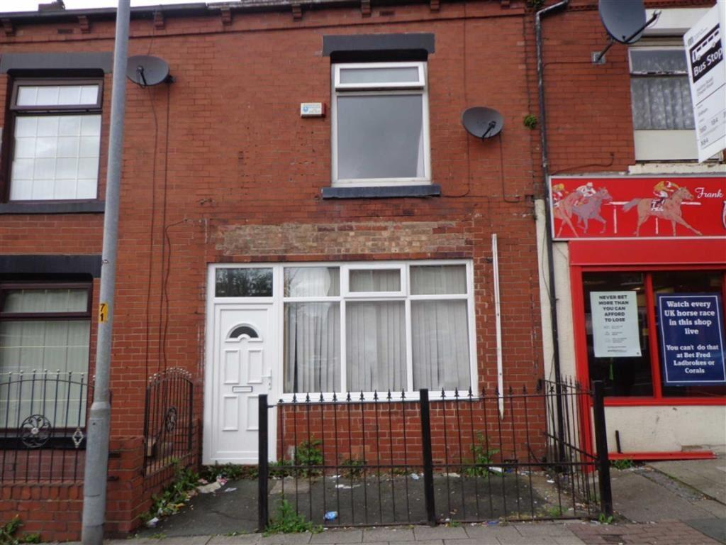 2 Bedrooms Terraced House for sale in Hollins Road, Oldham