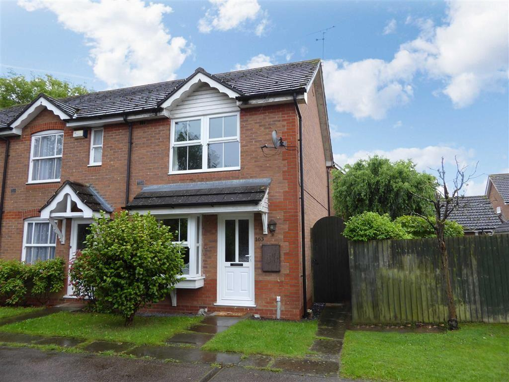 2 Bedrooms End Of Terrace House for sale in Delapre Drive, Banbury