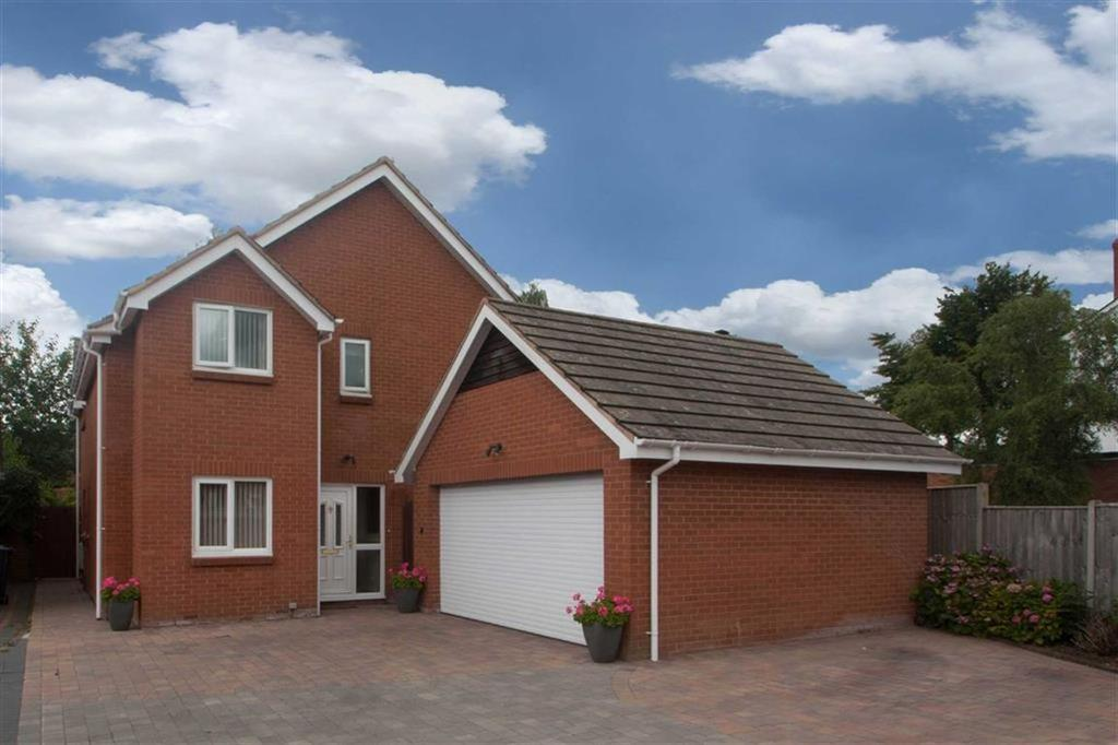 4 Bedrooms Detached House for sale in Church Road, HAMPTON DENE, Hereford