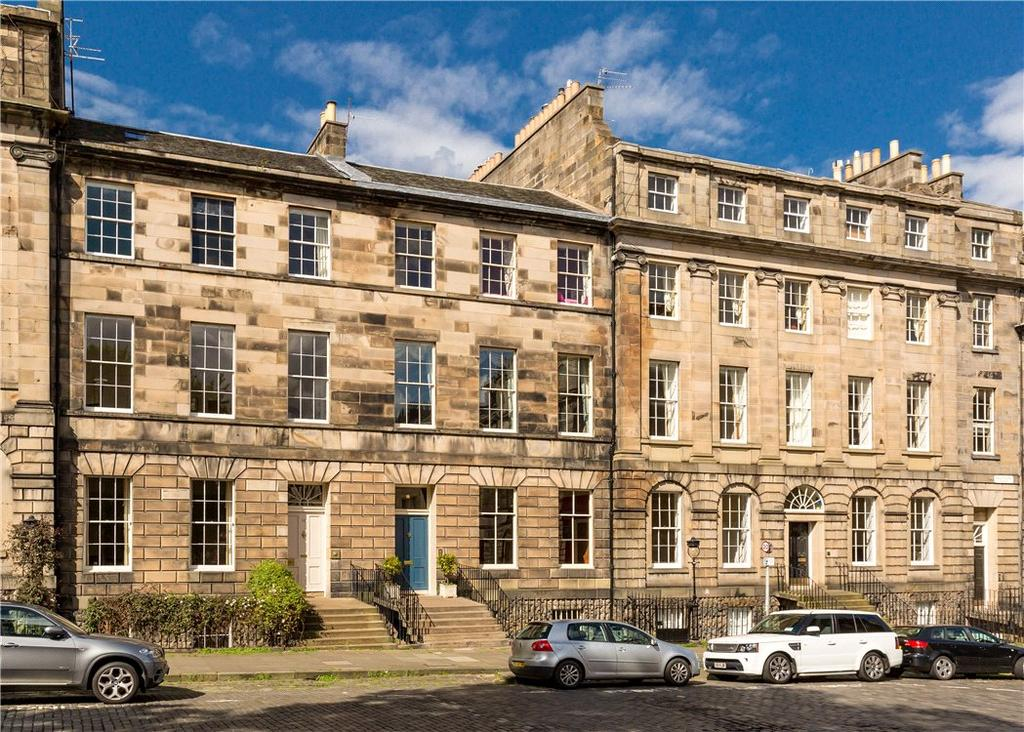 6 Bedrooms Terraced House for sale in Drummond Place, Edinburgh, Midlothian, EH3