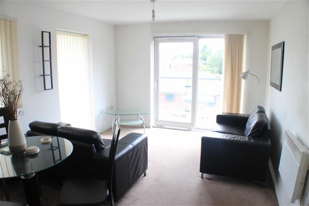2 Bedrooms Apartment Flat for sale in The Quadrant, Camp Street, New Broughton
