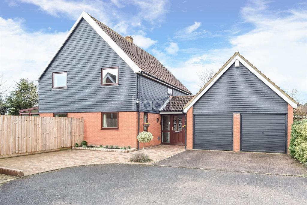 4 Bedrooms Detached House for sale in Ipswich