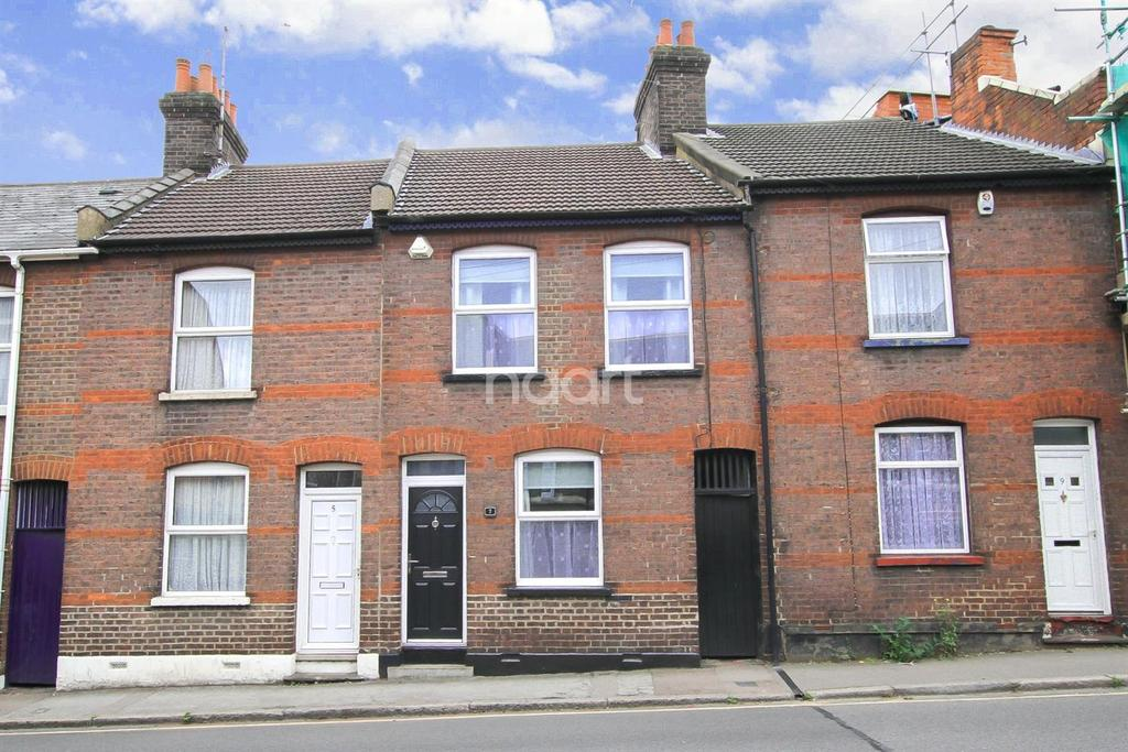 3 Bedrooms Terraced House for sale in A Commuters Dream Home