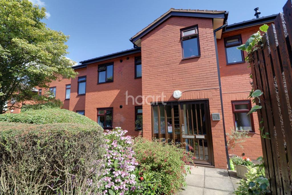2 Bedrooms Flat for sale in Guardian Court, Aspley