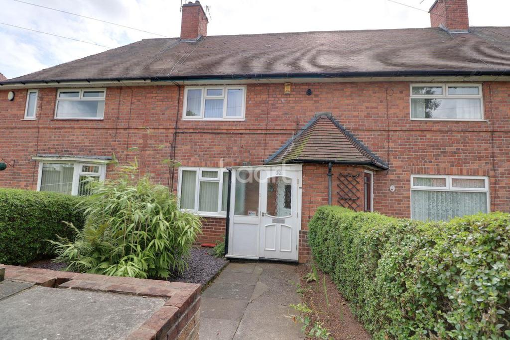 2 Bedrooms Terraced House for sale in Broxtowe Lane, Aspley