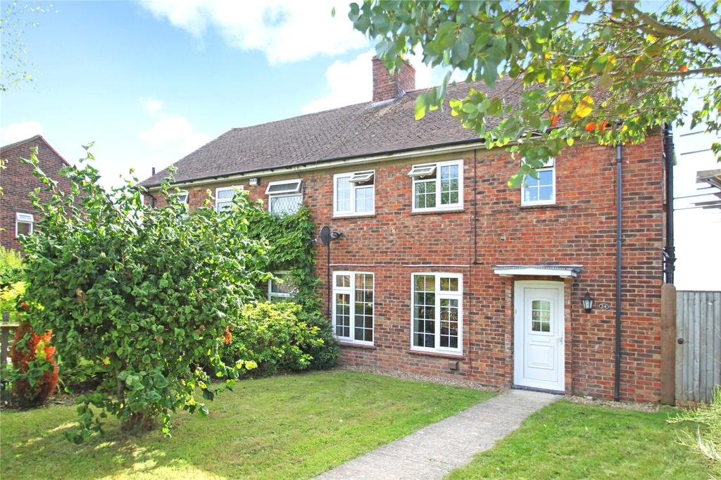 4 Bedrooms Semi Detached House for sale in Hillfield Road, Dunton Green, Sevenoaks, Kent