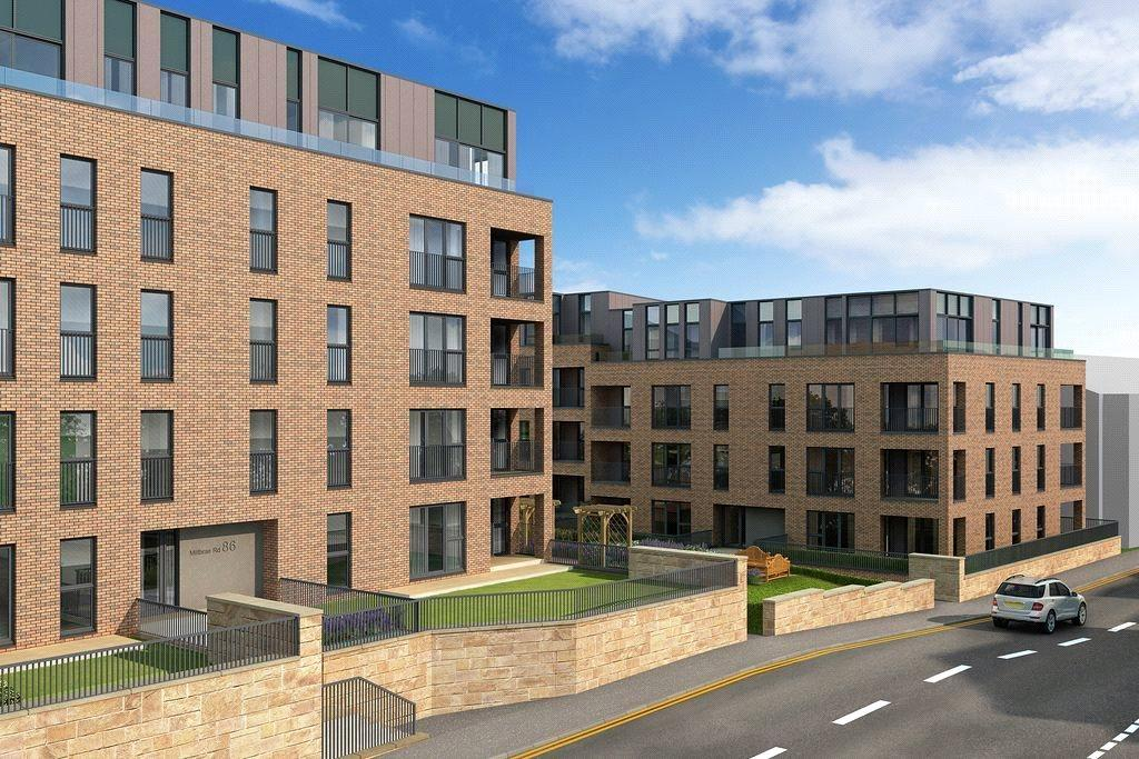 2 Bedrooms Flat for sale in Plot 61, 21 Mansionhouse Road, Langside, Glasgow, G41